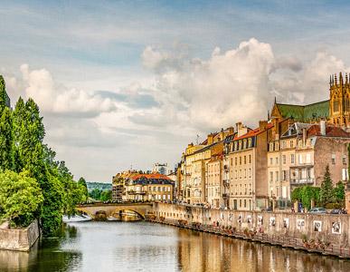Le prix de l'immobilier à Metz